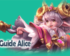 Guide Alice Mobile Arena, Buld SKill,Item,Talent,Arcana