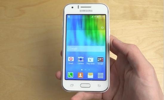 Cara Install TWRP Samsung Galaxy J1 Ace SM-J110 - Bukandroid com