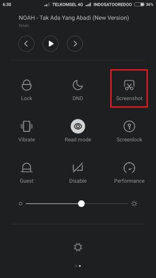 Cara Mengambil Screenshot Hp Xiaomi Semua Tipe