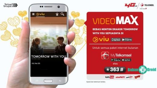 Cara Mudah Merubah Kuota Videomax Menjadi Kuota Biasa