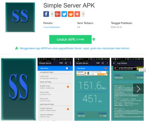 Aplikasi Internet Gratis Unlimited Tanpa Kuota Terbaik