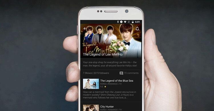Aplikasi Nonton Drama Korea Gratis di Android