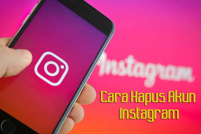 Cara Hapus Akun Instagram yang Lupa Password