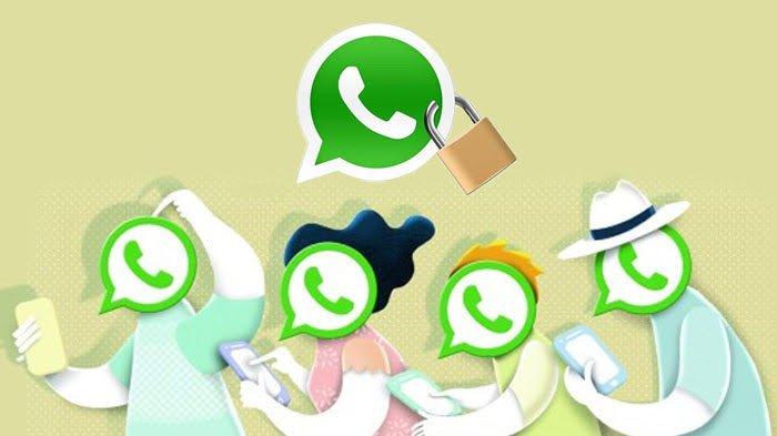 Cara Mengunci WhatsApp Android