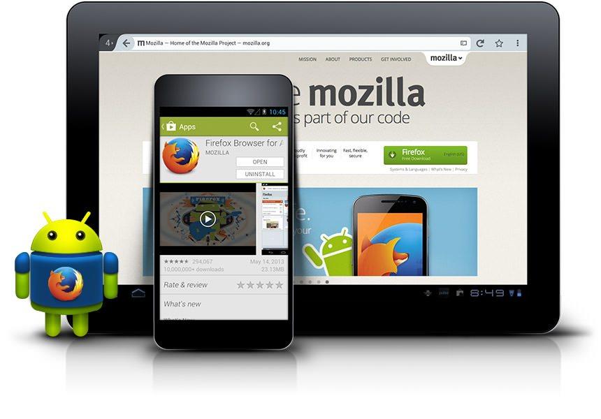 Cara Mengatasi Aplikasi Mozilla Firefox Error