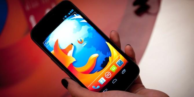 Cara Mengatasi Aplikasi Mozilla Firefox Error di Android