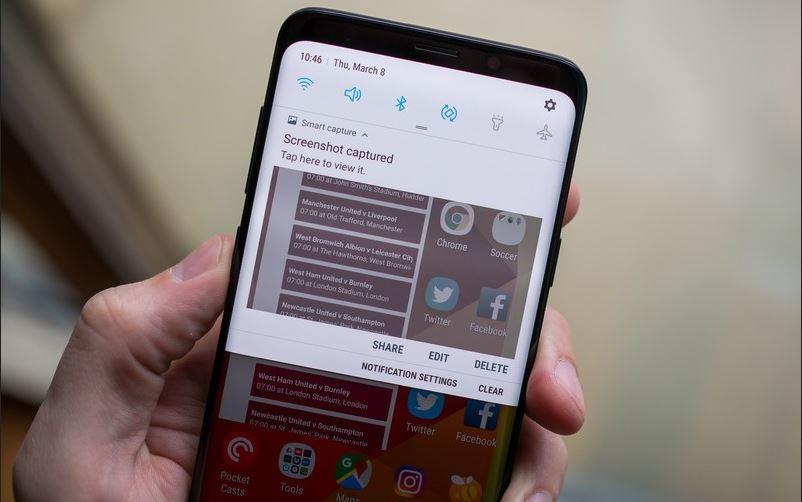 Cara Screenshot di HP Samsung Semua Tipe