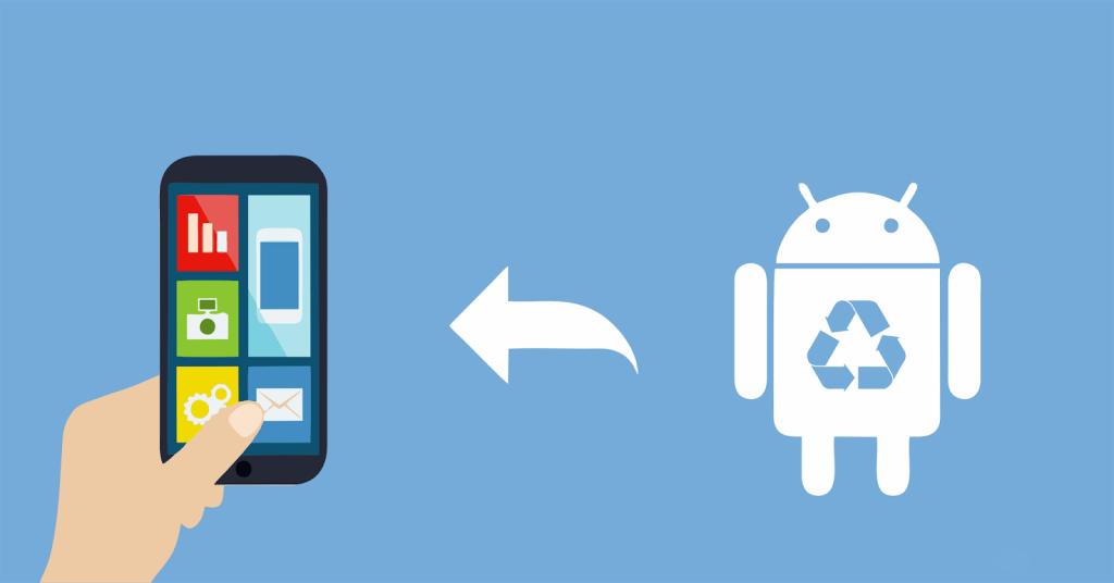 Aplikasi Recycle Bin untuk Android