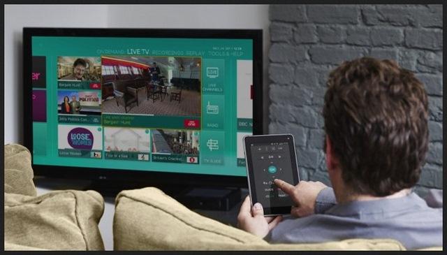 Aplikasi Remote Control untuk Android