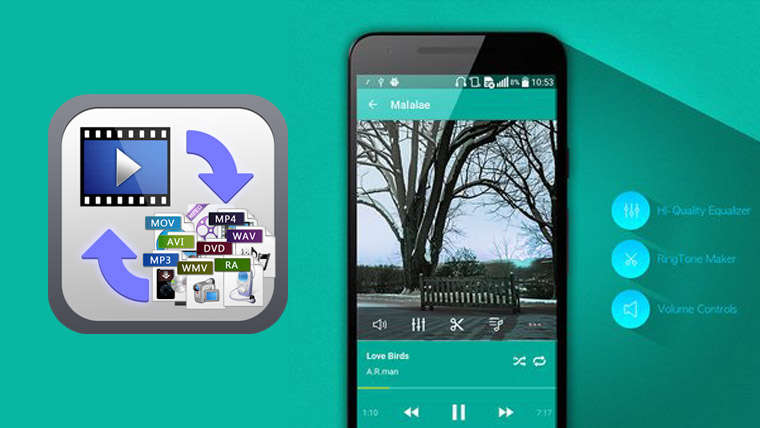 Cara Mengubah Format Video di HP Android