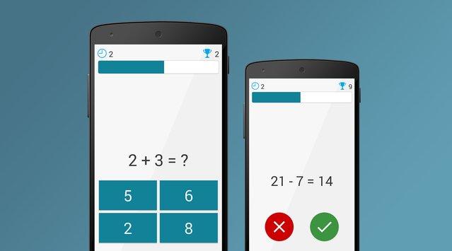 Game Matematika di Android Terbaik