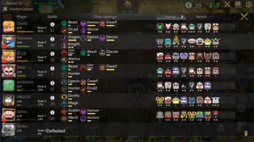 6 Assassin - 1 Divinity