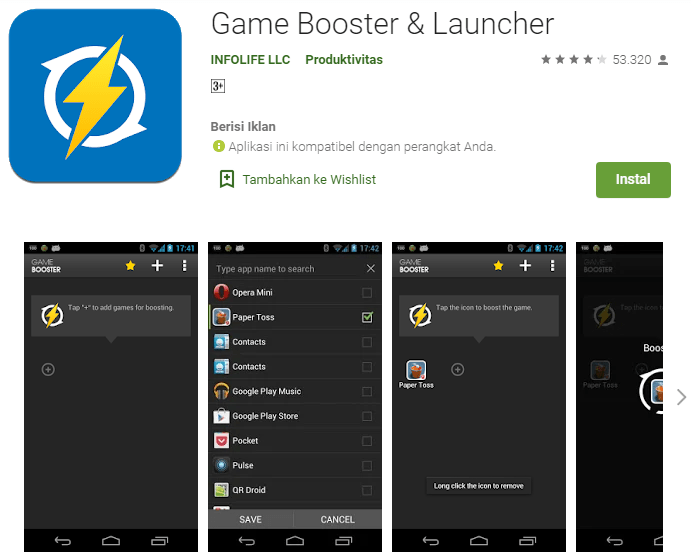 Game Booster & Launcher