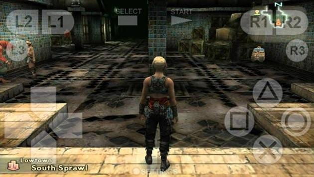 PTWOE – PlayStation 2 Emulator