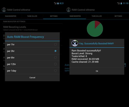 Cara Menambah RAM Android dengan RAM Control eXtreme Pro