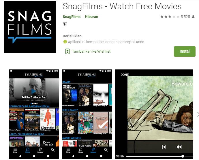 SnagFilms – Watch Free Movie