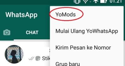 Yomods