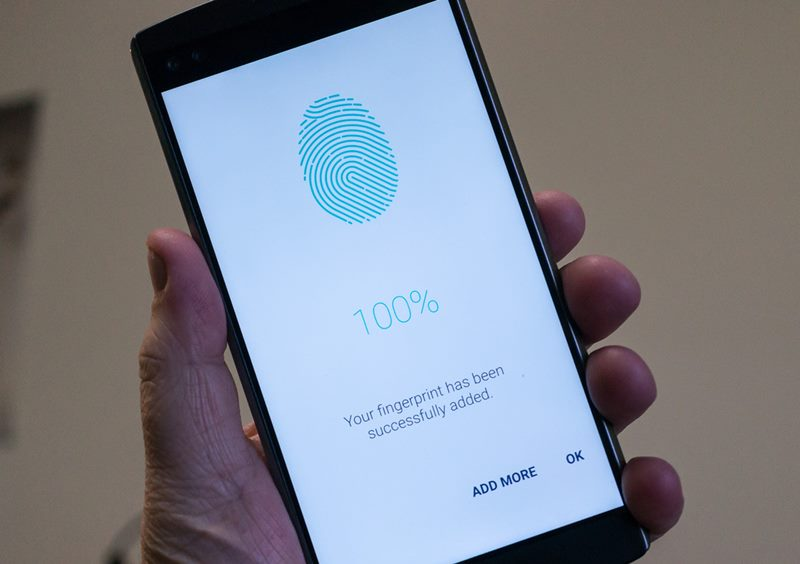 Aplikasi Fingerprint di Android