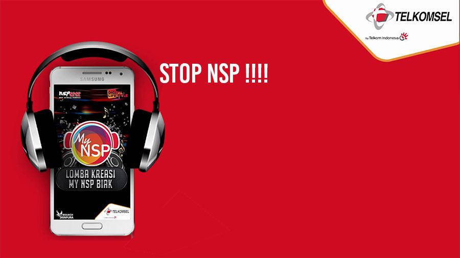 Cara Berhenti Langganan NSP Telkomsel