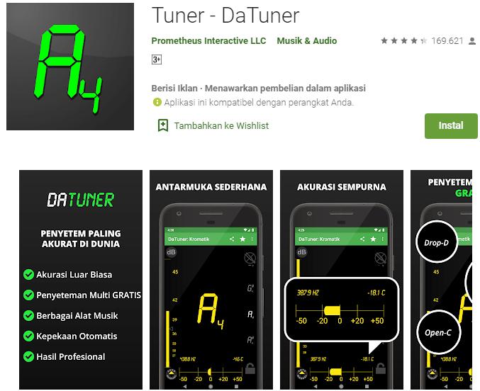Tuner – DaTuner
