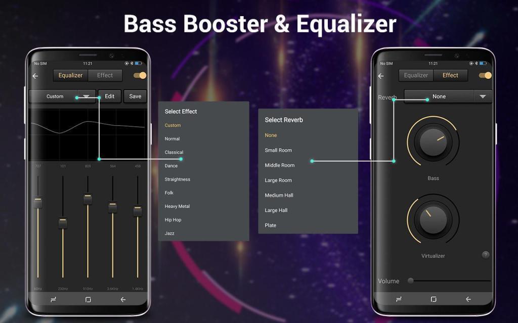 Aplikasi Equalizer Android