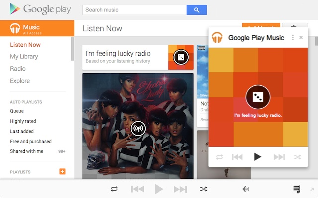 Cara Download Lagu di Google Play Music di PC atau Laptop