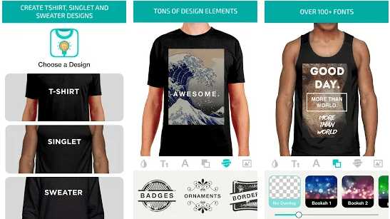 Design Clothes- Shirt Designer & Clothes Designer