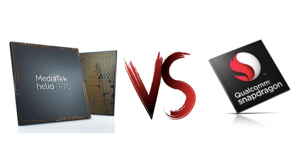 Perbedaan Prosesor MediaTek dan Qualcomm Snapdragon