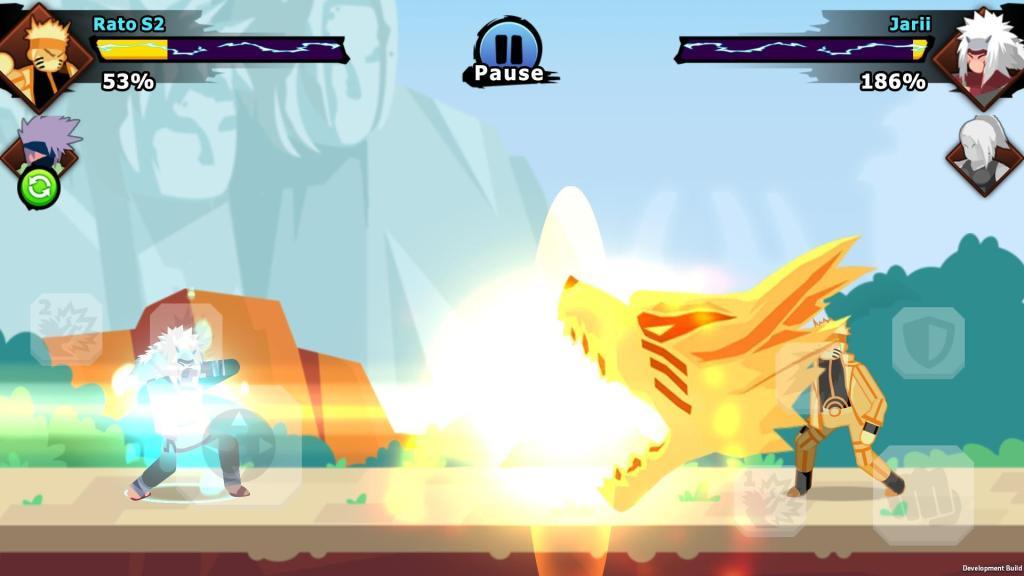 Stick Ninja: Ultimate Legends