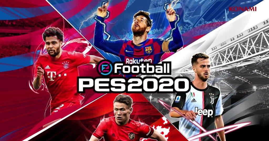 PES 2020 Pro Evolution Soccer Mobile
