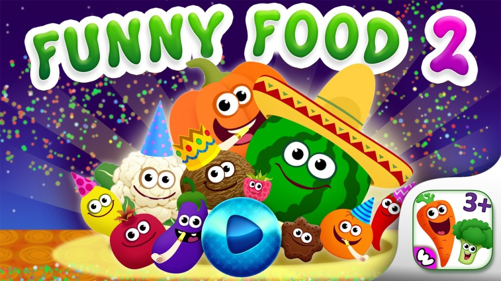 Funny Food 2! Game