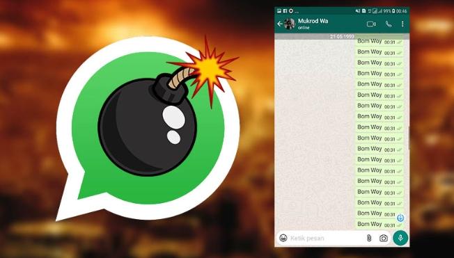 Cara BOM Chat WhatsApp Otomatis