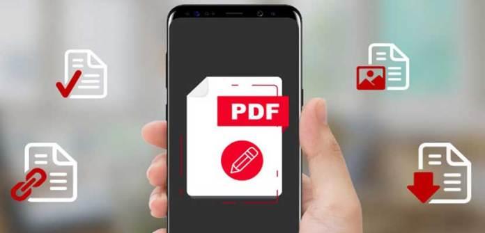 Cara Membuat File PDF di HP