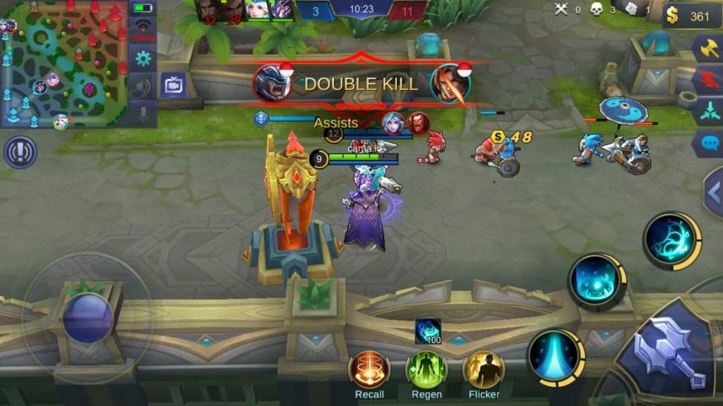 Cara Agar Musuh Nge-Lag di Mobile Legends