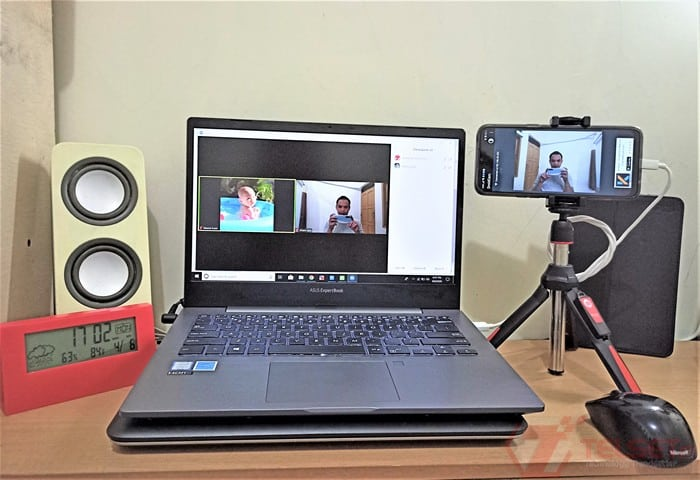 Cara Hubungkan Kamera HP ke Laptop