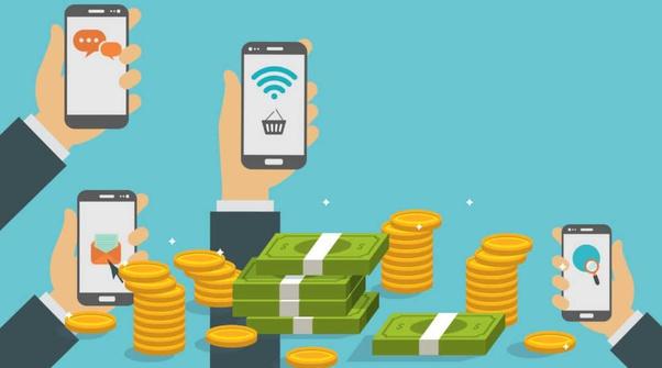 7 Aplikasi Penghasil Uang Tercepat Di Android 2020 Bukandroid Com