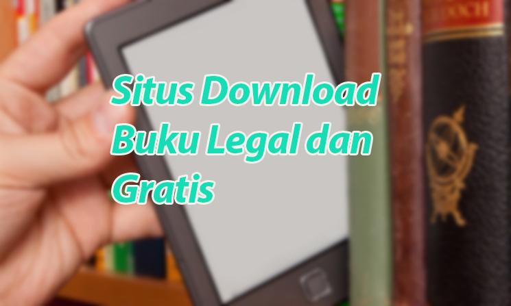 Situs Download Buku Legal dan Gratis