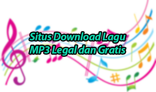 Situs Download Lagu MP3 Legal dan Gratis