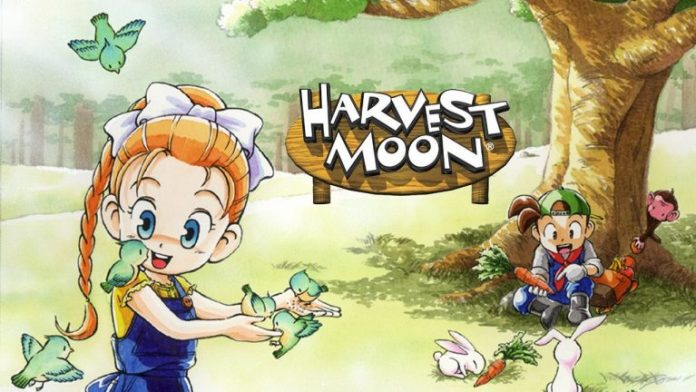 Download Harvest Moon Back to Nature