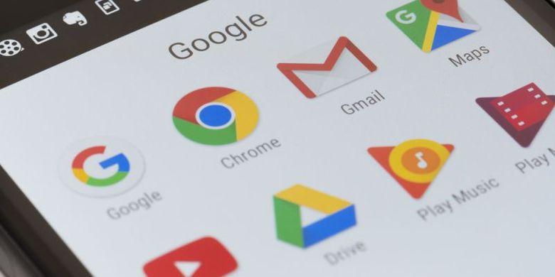 Cara Melihat Kontak Gmail