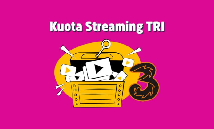 Kuota Streaming Kartu Tri 3
