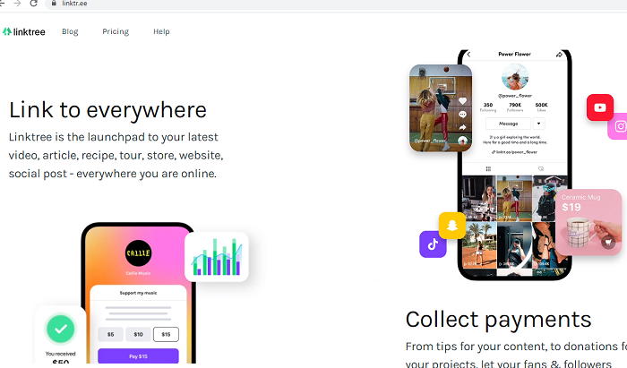 Cara Membuat Linktree Whatsapp, Line, Twitter, dan Bitly