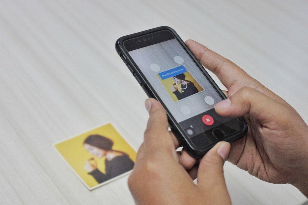 Cara Scan Foto di HP