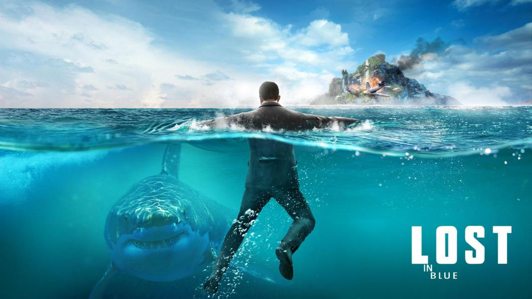 Download LOST in Blue MOD