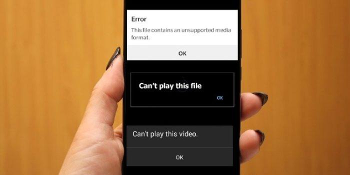 Xiaomi Tidak Bisa Memutar Video