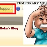 "How to Fix ""Account Under TEMPORARY MORATORIUM"" on MMM."