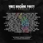 Download DJ Consequence – The Vibes Machine Party 2017