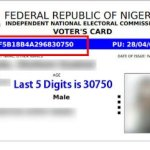 Login voterreg.inecnigeria.org – Verification Portal to Check Voter Card Status(PVC or TVC)