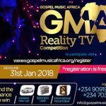 Gospel Music Africa Reality TV Show – Starting Date and How to Register for Audition