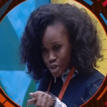 "#BBnaija: ""You are a small boy"" – Again Cee C rains insults on Tobi"